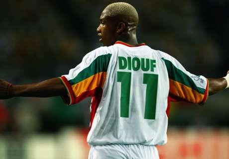 El Hadji Diouf attacks Le Roy and Cisse