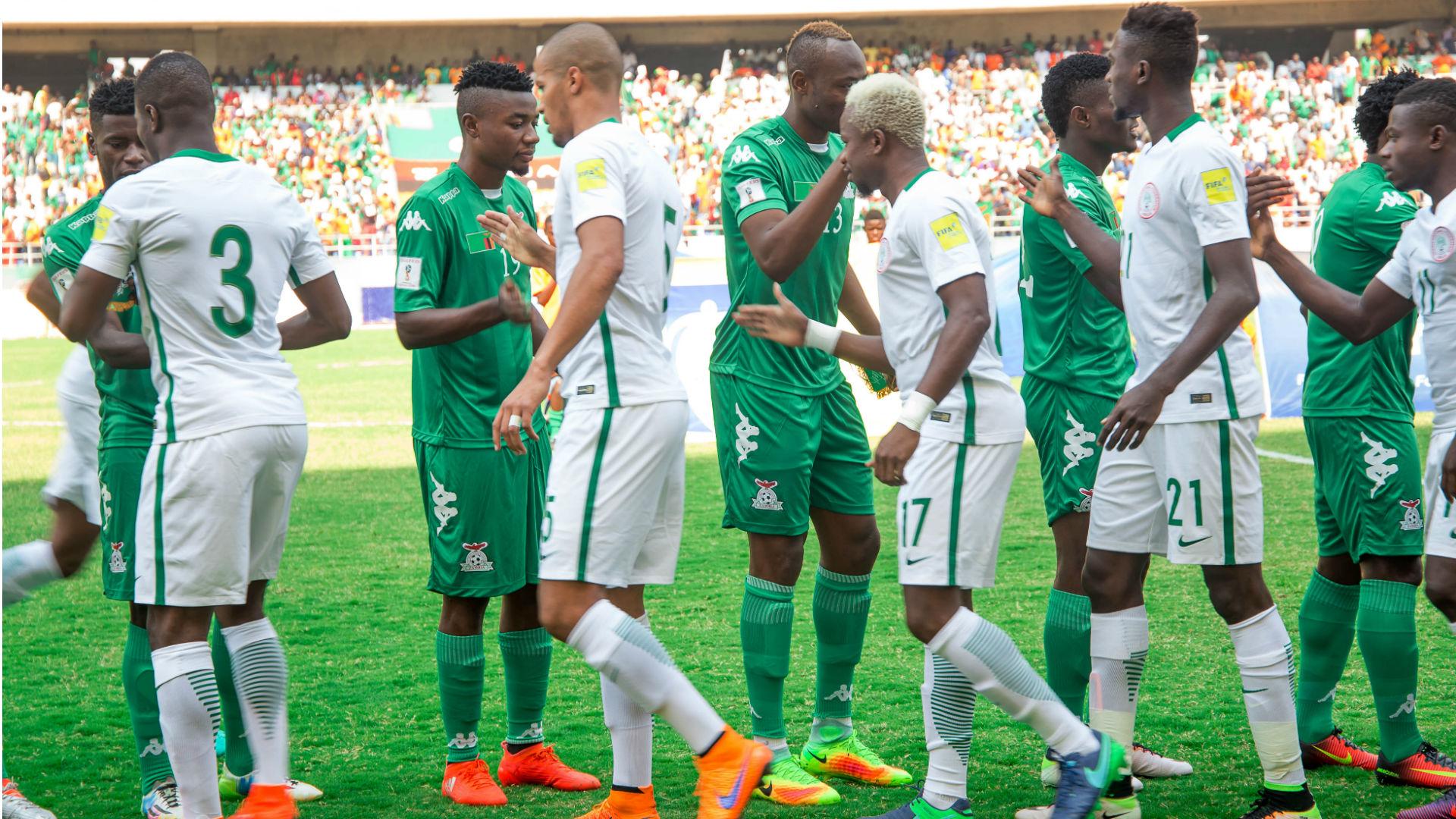 Nigeria vs Zambia