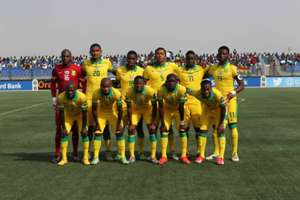 African Youth Championship Senegal 2015