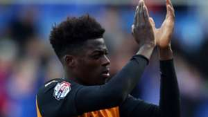 Dominic Iorfa of Wolves