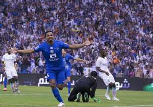 AL HILAL  NASSER AL SHAMRANI