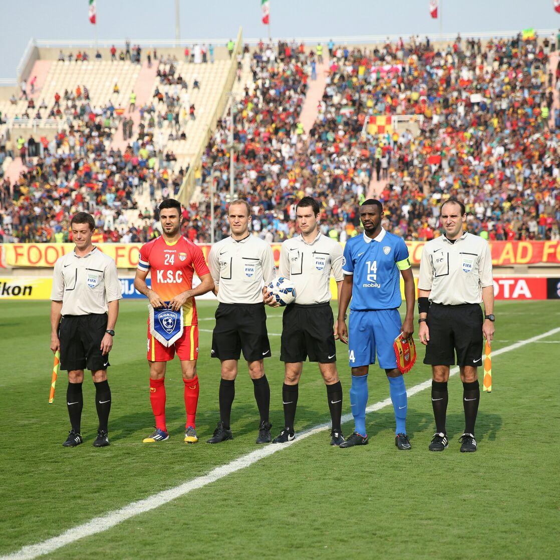 Al Hilal vs Foolad Khozestan