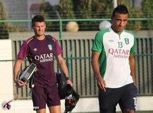 محمد عبد الشافي لاعب الزمالك المعار للأهلي