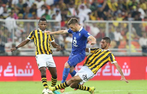 Al Hilal vs Al Ittihad