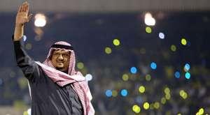 رئيس النصر الأمير فيصل بن تركي
