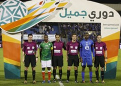 AL HILAL  VS  AL ITTIFAQ