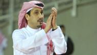 رئيس النادي الأهلي الأمير فهد بن خالد