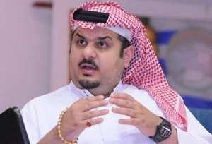الأمير عبد الرحمن بن مساعد رئيس الهلال