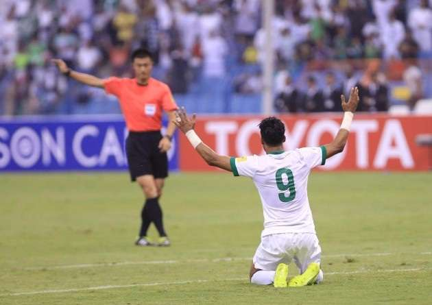 I Pics Edged Hvordan Saudi-Arabien Past Thailand I Wc kvalifikationsturneringer First Round Goalcom-4110