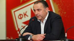 Miodrag Bozovic - FC Red Star Coach