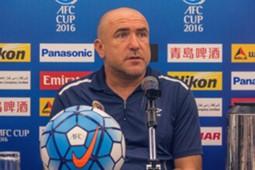 Balestier Khalsa head coach Marko Kraljevic