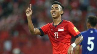 Singapore vs Cambodia [13 October 2015]