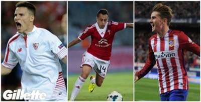 Gillette Best XI - La Liga Week 15