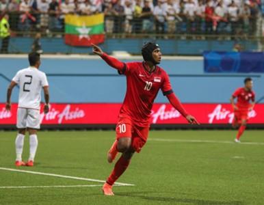 Fazrul Nawaz Singapore national team lions