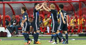 2018 World Cup Qualifier: Singpore vs Japan
