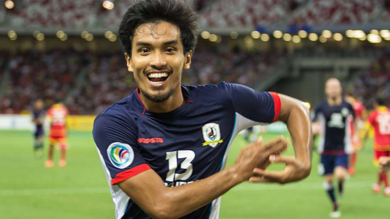 Yasir Hanapi Tampines Rovers 2016 AFC Cup