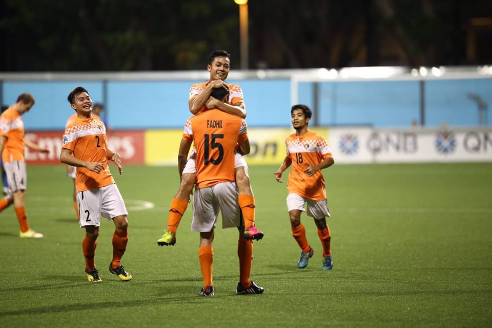 Balestier Khalsa vs New Radiant SC 2016 AFC Cup