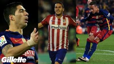 Gillette Best XI - La Liga Week 20