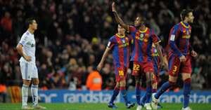 Barcelona 5-0 Real Madrid HD