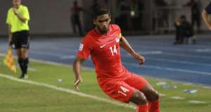 Hariss Harun Singapore vs Philippines AFF Suzuki Cup