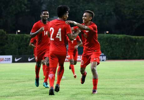 Singapore head home with a point after 2-2 draw against Vietnam