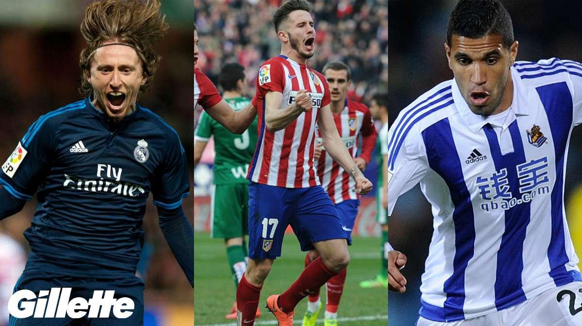 Gillette Best XI - La Liga Week 23