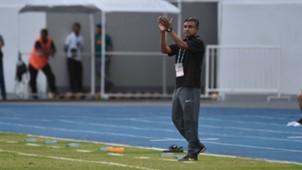 Singapore coach Sundramoorthy 2016 AFF Suzuki Cup