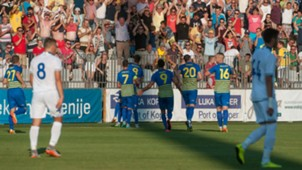 Luka Koper Hajduk Split Bonifika Europa league 07162015