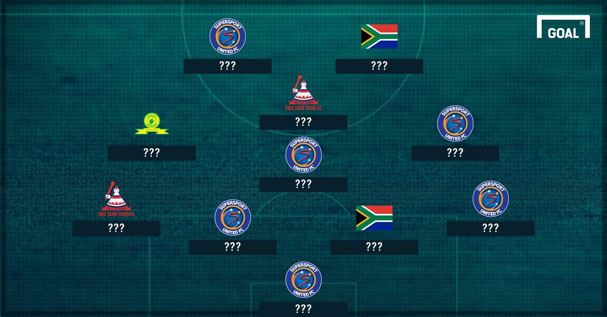 South Africa Team of the Week Nov 7