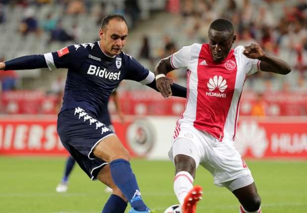 juste prix remise spéciale de sélectionner pour l'original Ajax Cape Town 1 - 2 Bidvest Wits Match report - 2016/10/26 ...