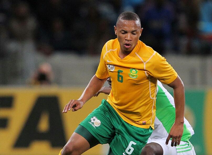 Andile Jali - Bafana Bafana