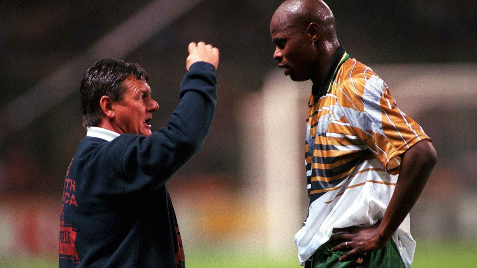 Phil Masinga was a rare breed, says Jordaan