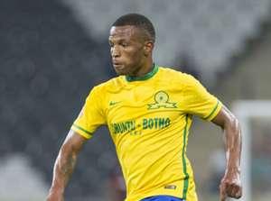 Sundowns midfielder Mzikayise Mashaba