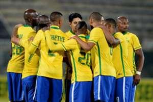 Mamelodi Sundowns players