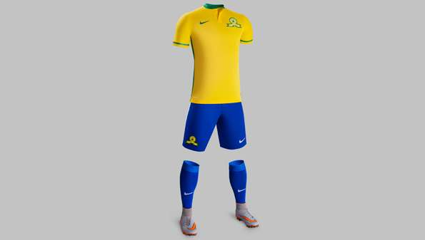 New Sundowns kit