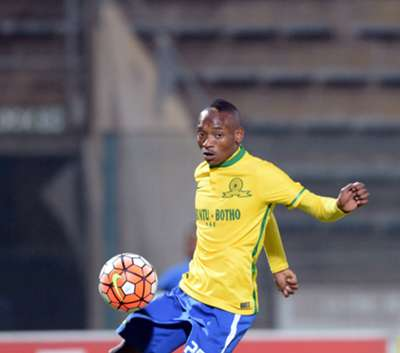 Khama Billiat, Mamelodi Sundowns, May 2016.