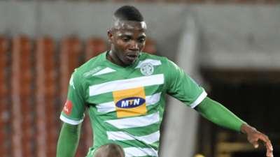 Tshepo Rikhotso of Bloemfontein Celtic