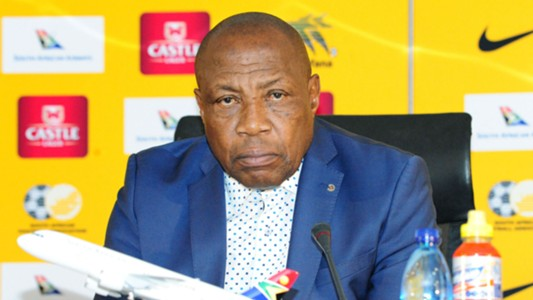 Shakes Mashaba of South Africa national team