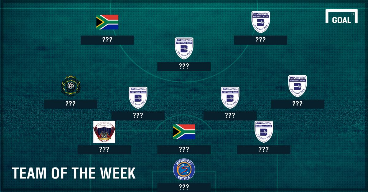 Goal SA Team of the Week October 3