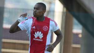 Prince Nxumalo of Ajax Cape Town