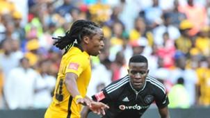 Siphiwe Tshabalala & Ntsikeleleo Nyauza