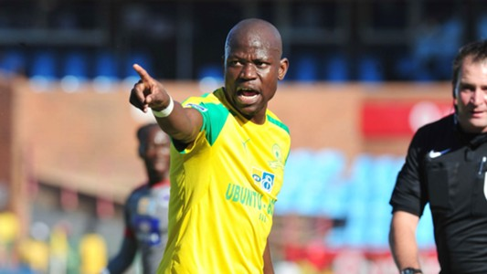 Hlompho Kekana of Mamelodi Sundowns