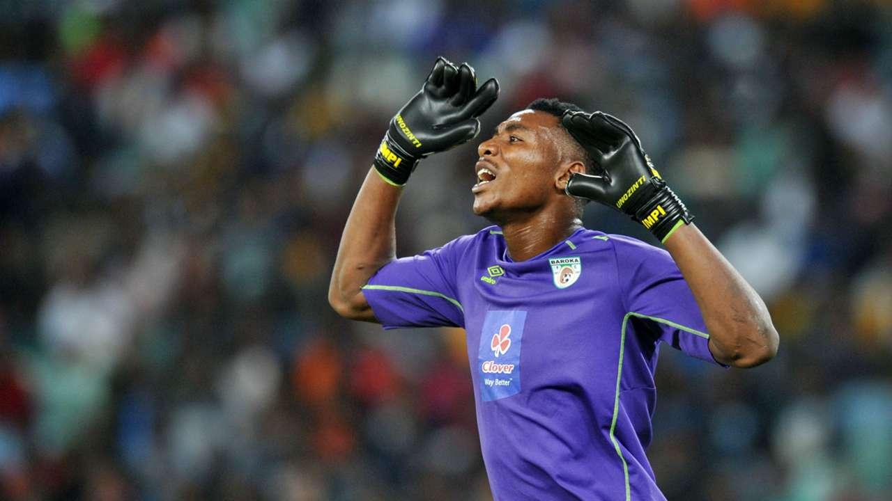 Oscarine Masuluke of Baroka FC