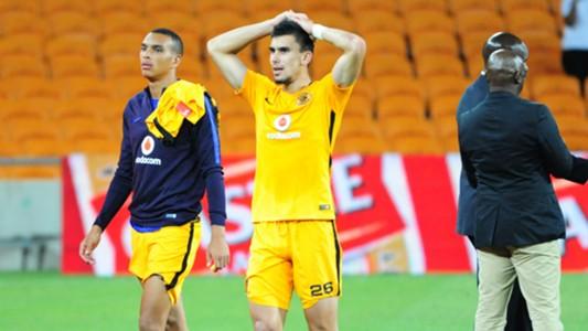 Lorenzo Gordinho and Ryan Moon - Kaizer Chiefs