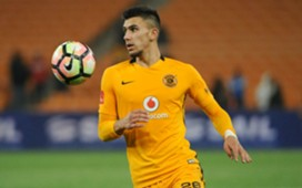Kaizer Chiefs defender Lorenzo Gordinho