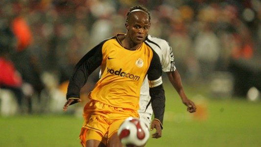 Cyril Nzama of Kaizer Chiefs