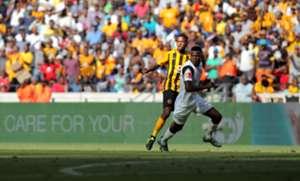 Isaac Nhlapo of Platinum Stars