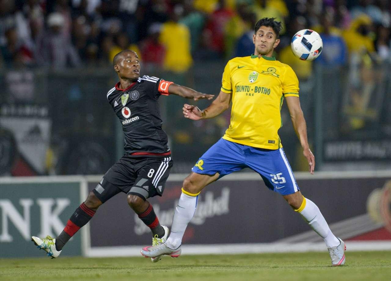 Thabo Matlaba & Leonardo Castro