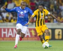 Lebogang Manyama & Siphiwe Tshabalala