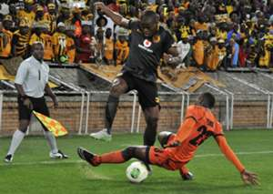 Willard Katsande - Kaizer Chiefs vs Polokwane City